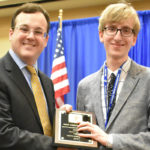 Three 2018 Youth Leg Delegates Recognized as Outstanding Statesmen