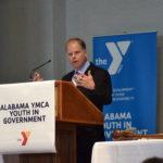 'Write the history of your generation,' U.S. Sen. Doug Jones Says